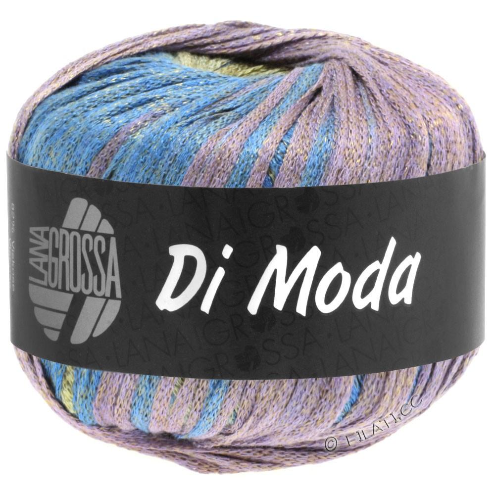 Lana Grossa DI MODA | 09-бежевый/сирень/синий/тёмно-синий