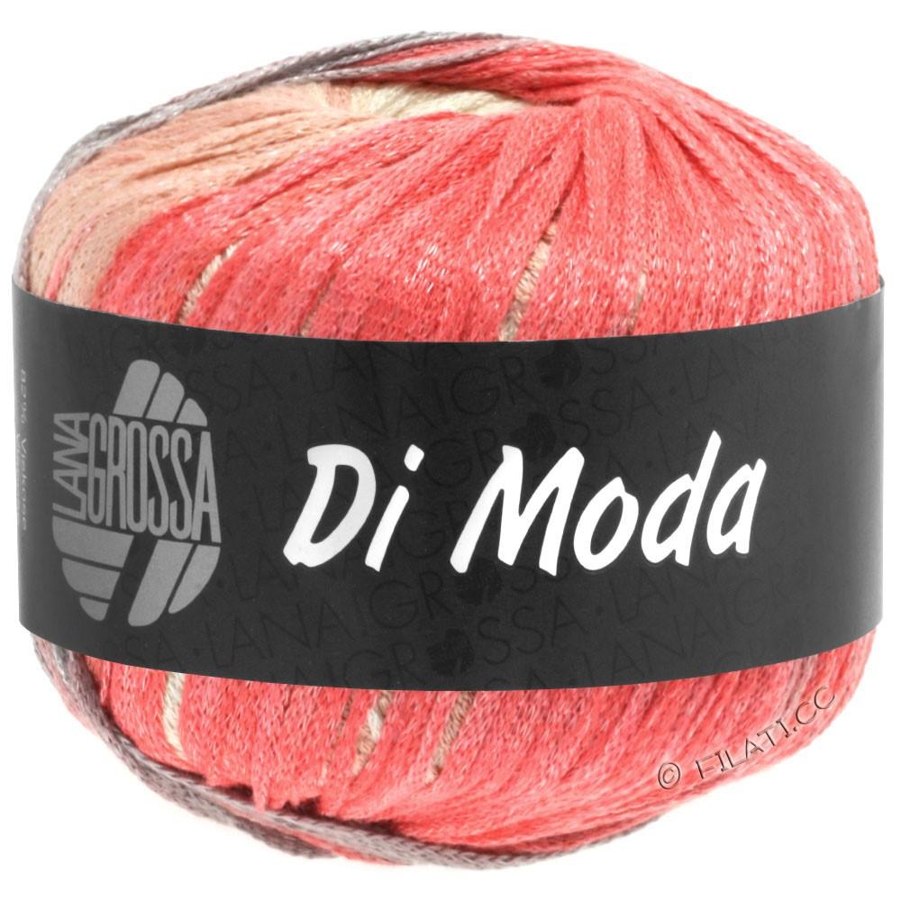 Lana Grossa DI MODA | 10-лосось розовый/малиновый/розово-серый/яичная скорлупа/серо-голубой