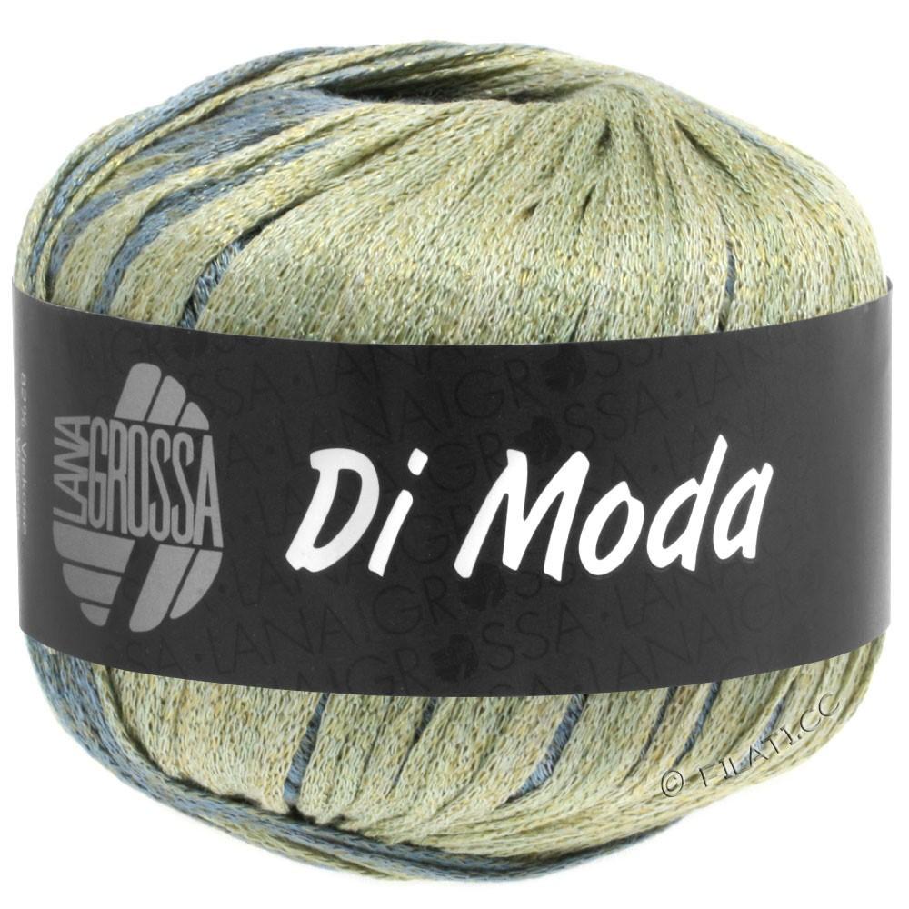 Lana Grossa DI MODA | 11-золотисто-серый/тёмно-серый/антрацитовый/чёрно-синий