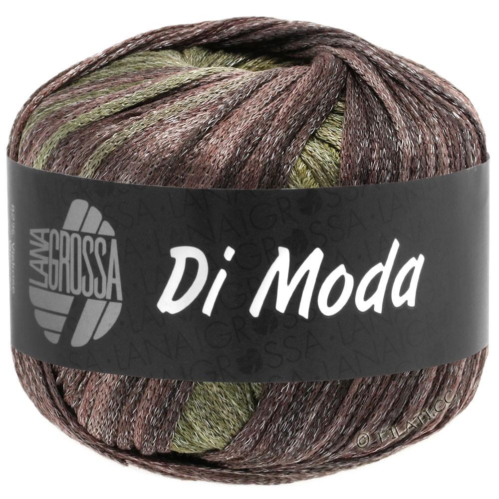 Lana Grossa DI MODA | 14-светло-оливковый/тёмно-оливковый/серо-зеленый/ежевика