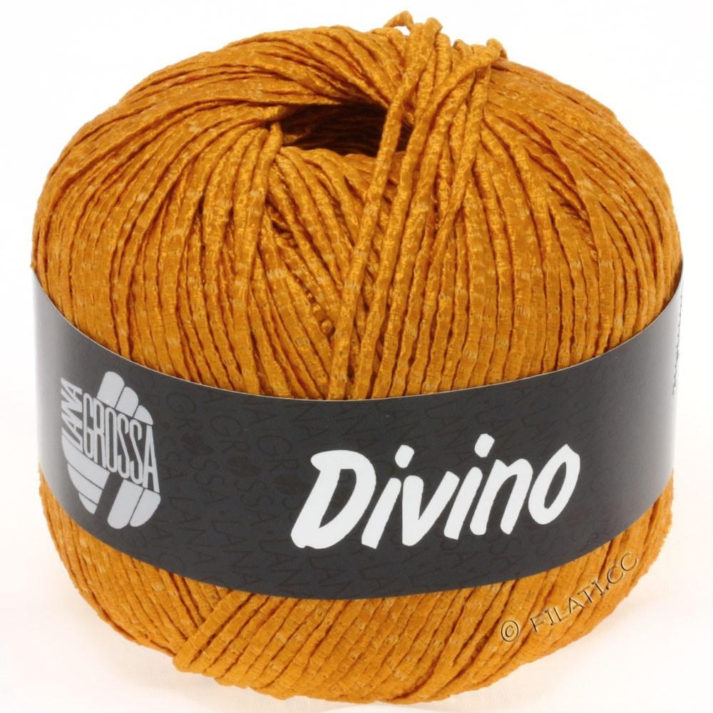 Lana Grossa DIVINO Uni уни | 11-горчичный