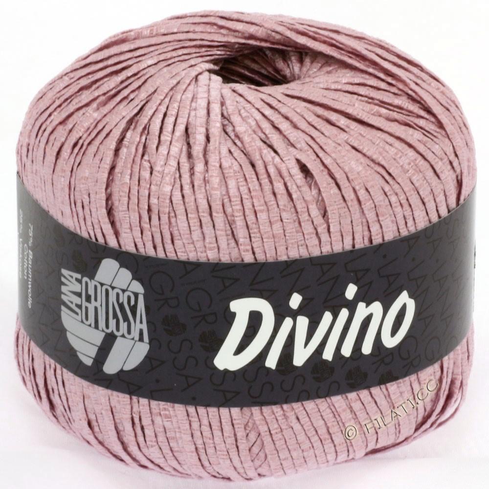 Lana Grossa DIVINO Uni уни | 17-бледно-сиреневый