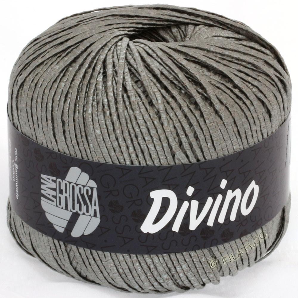 Lana Grossa DIVINO Uni уни | 30-цвет шифера