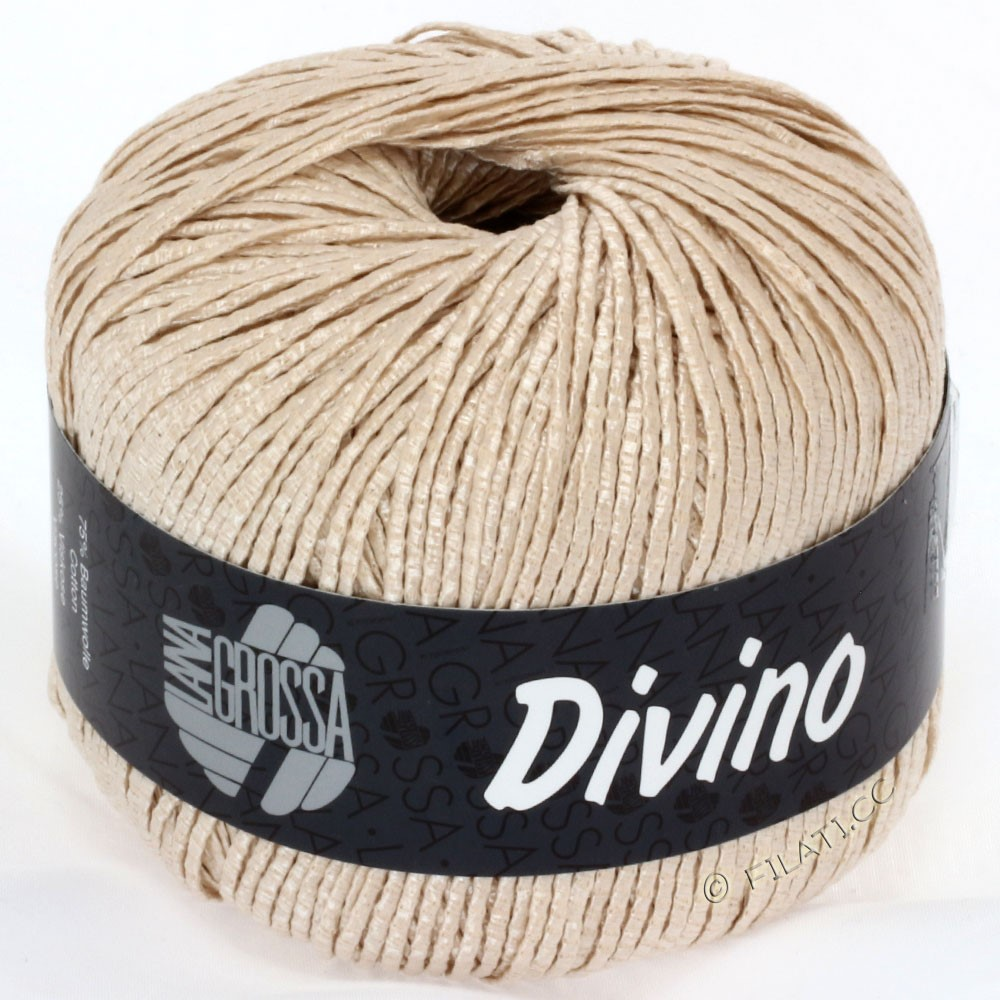Lana Grossa DIVINO Uni уни | 35-цвет кожи