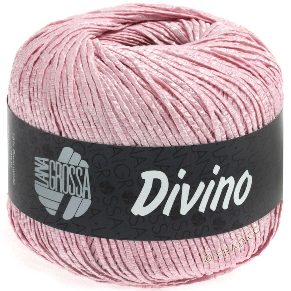Lana Grossa DIVINO Uni уни | 51-розовый