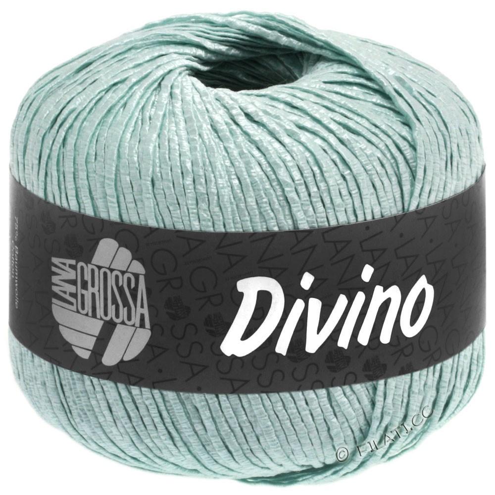 Lana Grossa DIVINO Uni уни | 60-мягко-зеленый