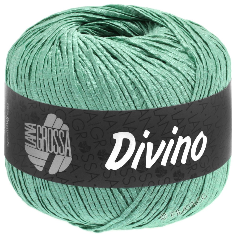 Lana Grossa DIVINO Uni уни | 62-нефрит