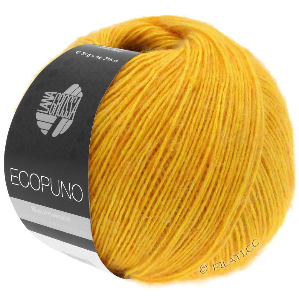 Lana Grossa ECOPUNO | 04-жёлтый