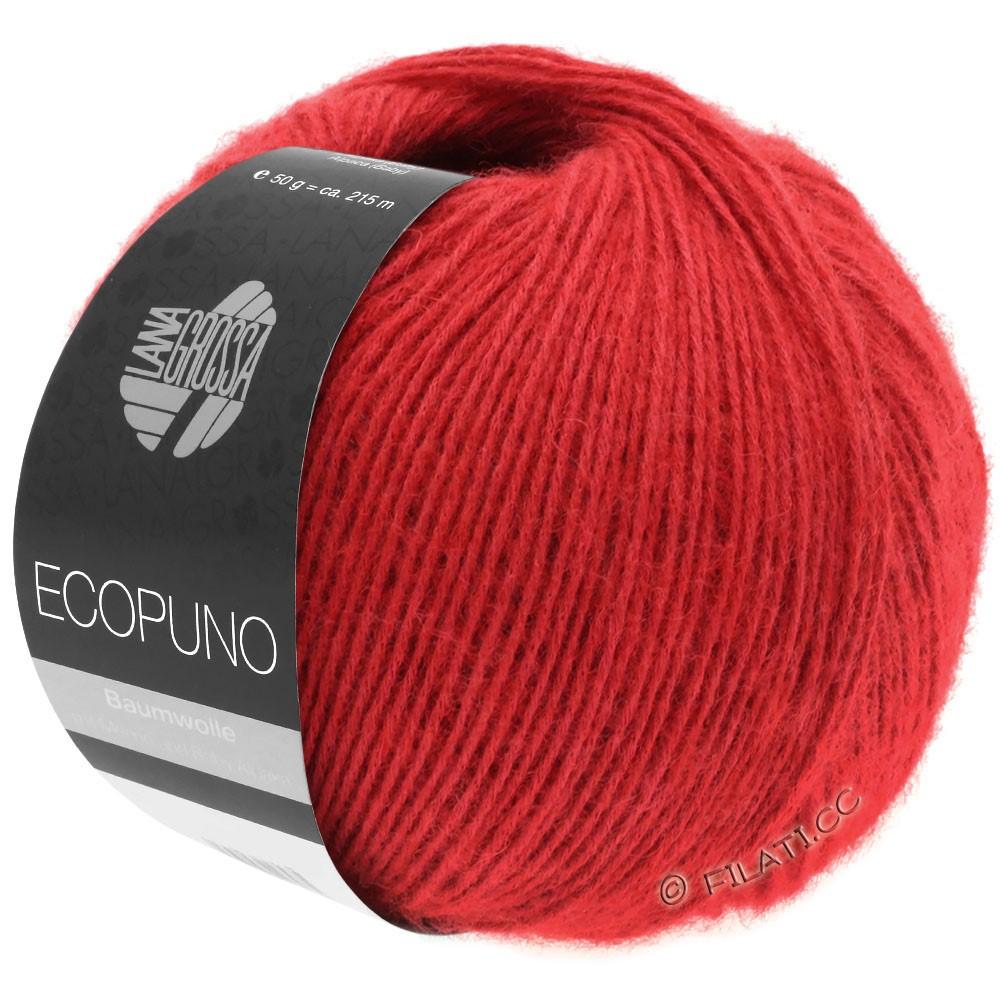 Lana Grossa ECOPUNO | 06-красный