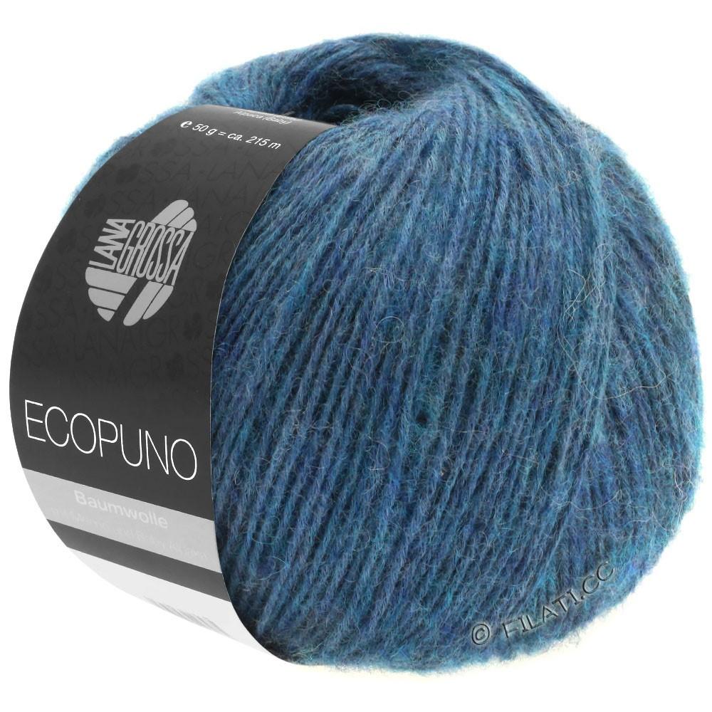Lana Grossa ECOPUNO | 11-сапфир синий