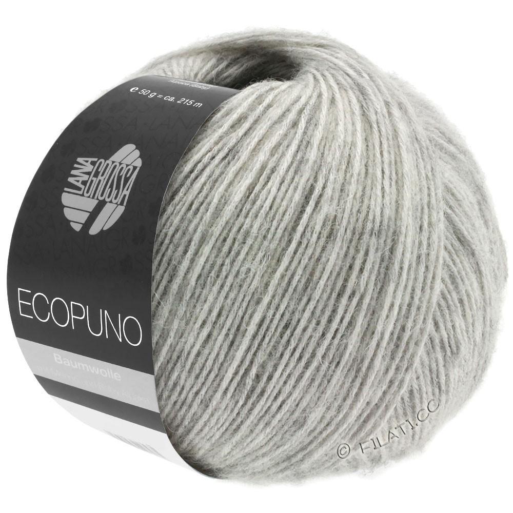 Lana Grossa ECOPUNO | 14-светло-серый