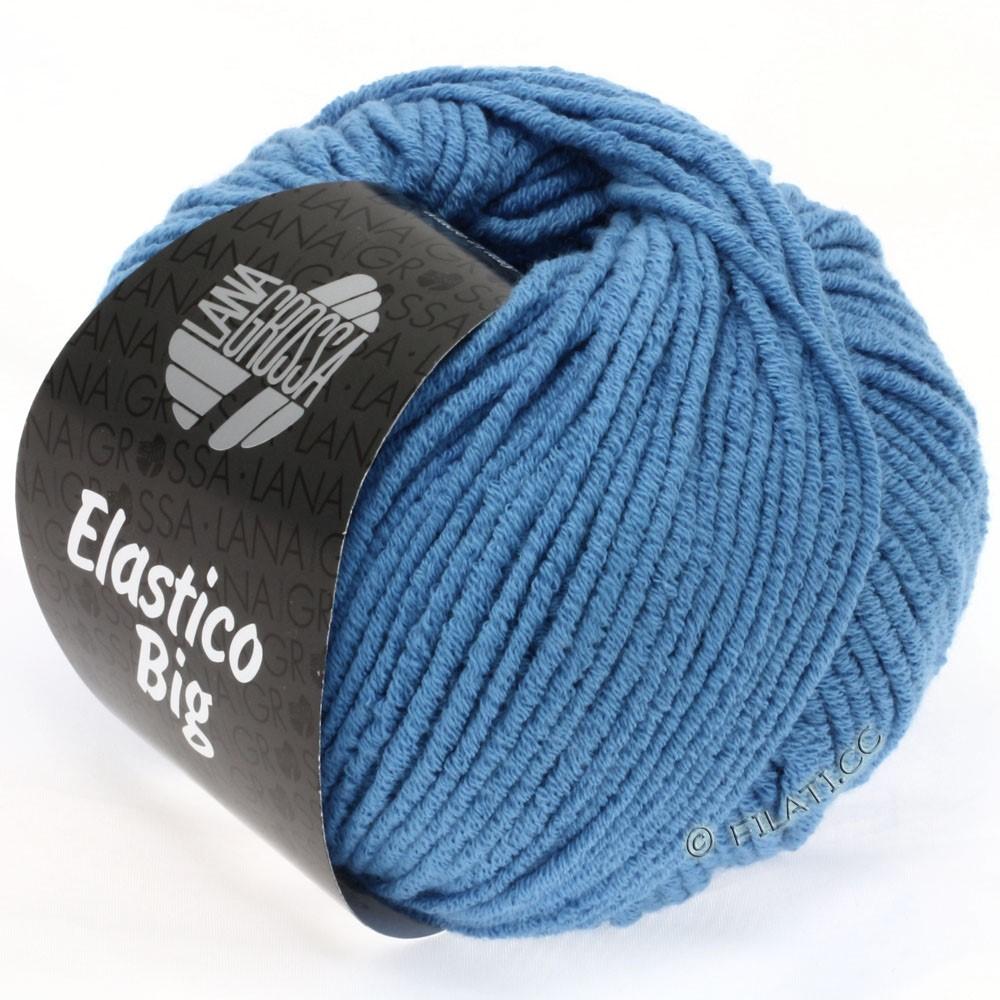 Lana Grossa ELASTICO Big | 11-синий