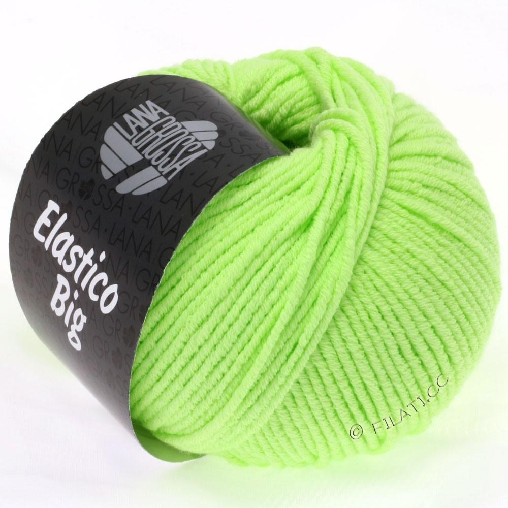 Lana Grossa ELASTICO Big | 21-жёлто-зеленый