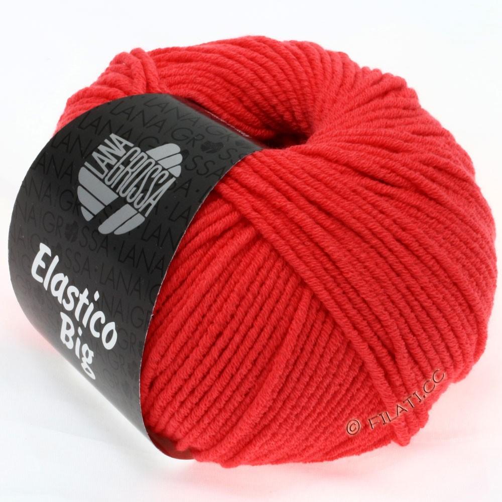 Lana Grossa ELASTICO Big | 23-коралловый