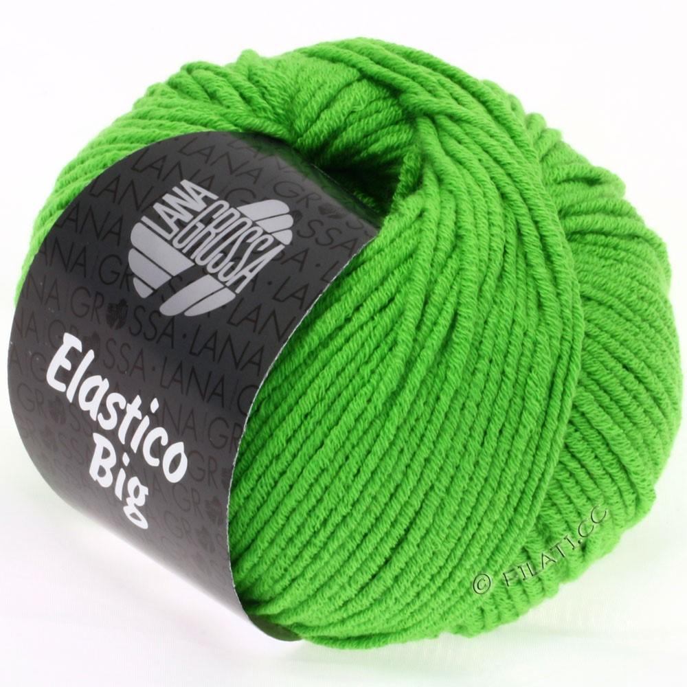 Lana Grossa ELASTICO Big | 29-светящийся-зеленый