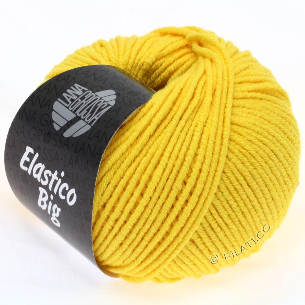 Lana Grossa ELASTICO Big | 33-жёлтый