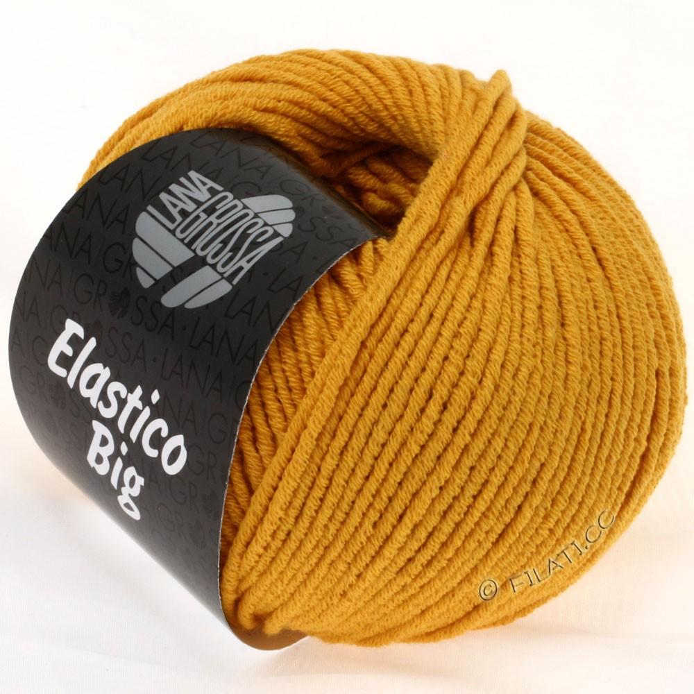 Lana Grossa ELASTICO Big | 40-золотисто-жёлтый