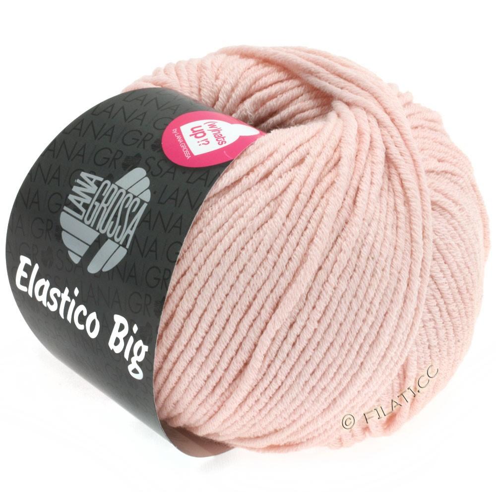 Lana Grossa ELASTICO Big | 41-розовый