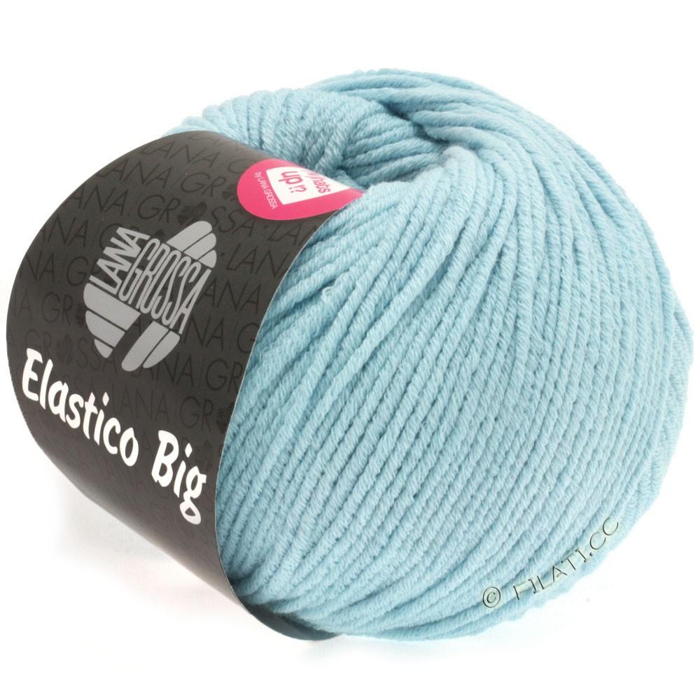 Lana Grossa ELASTICO Big | 43-светло-голубой