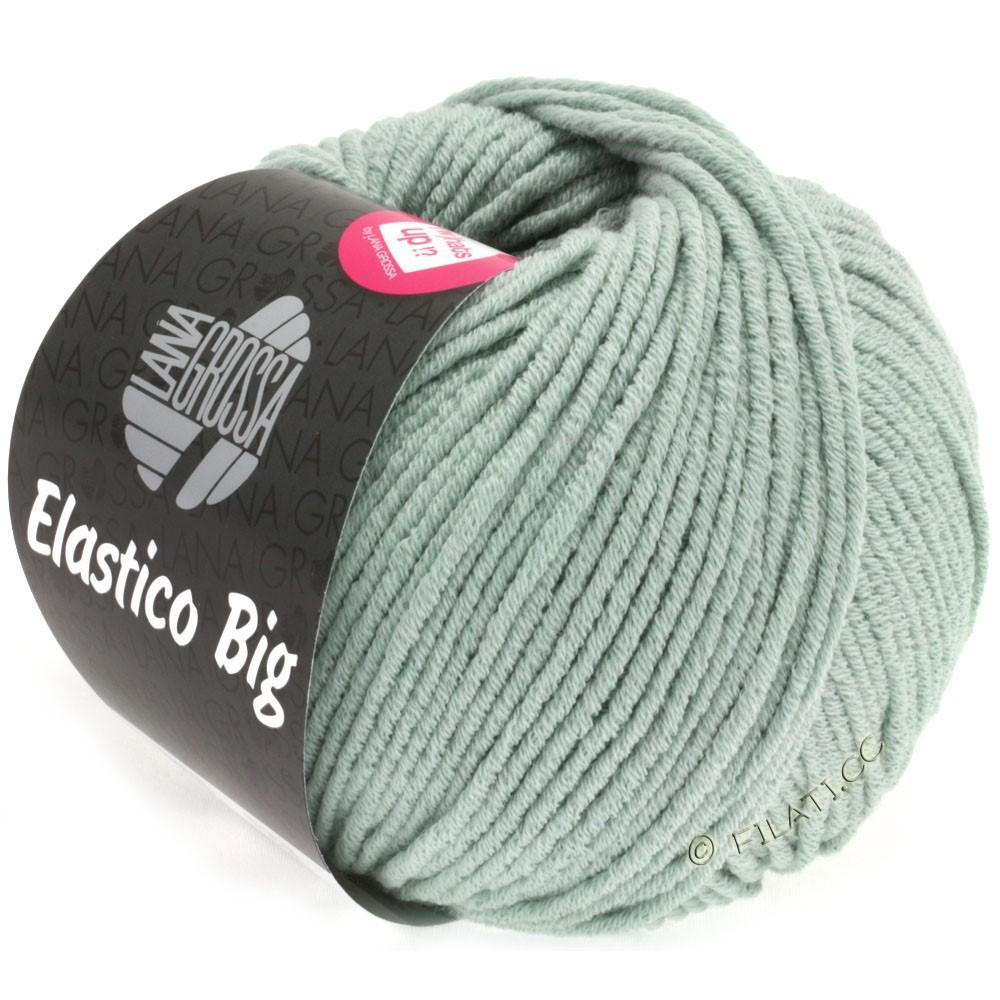 Lana Grossa ELASTICO Big | 45-серо-зеленый