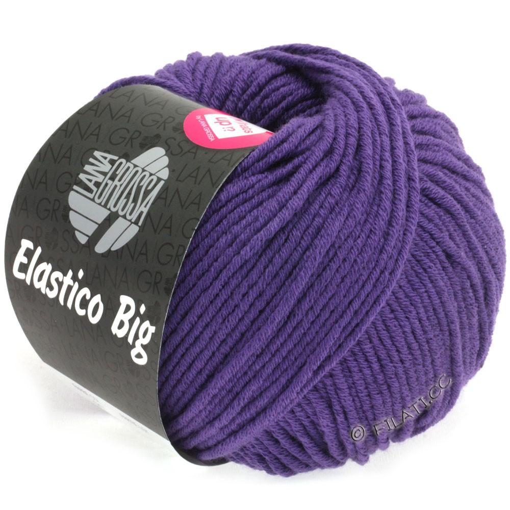 Lana Grossa ELASTICO Big | 47-сине-фиолетовый