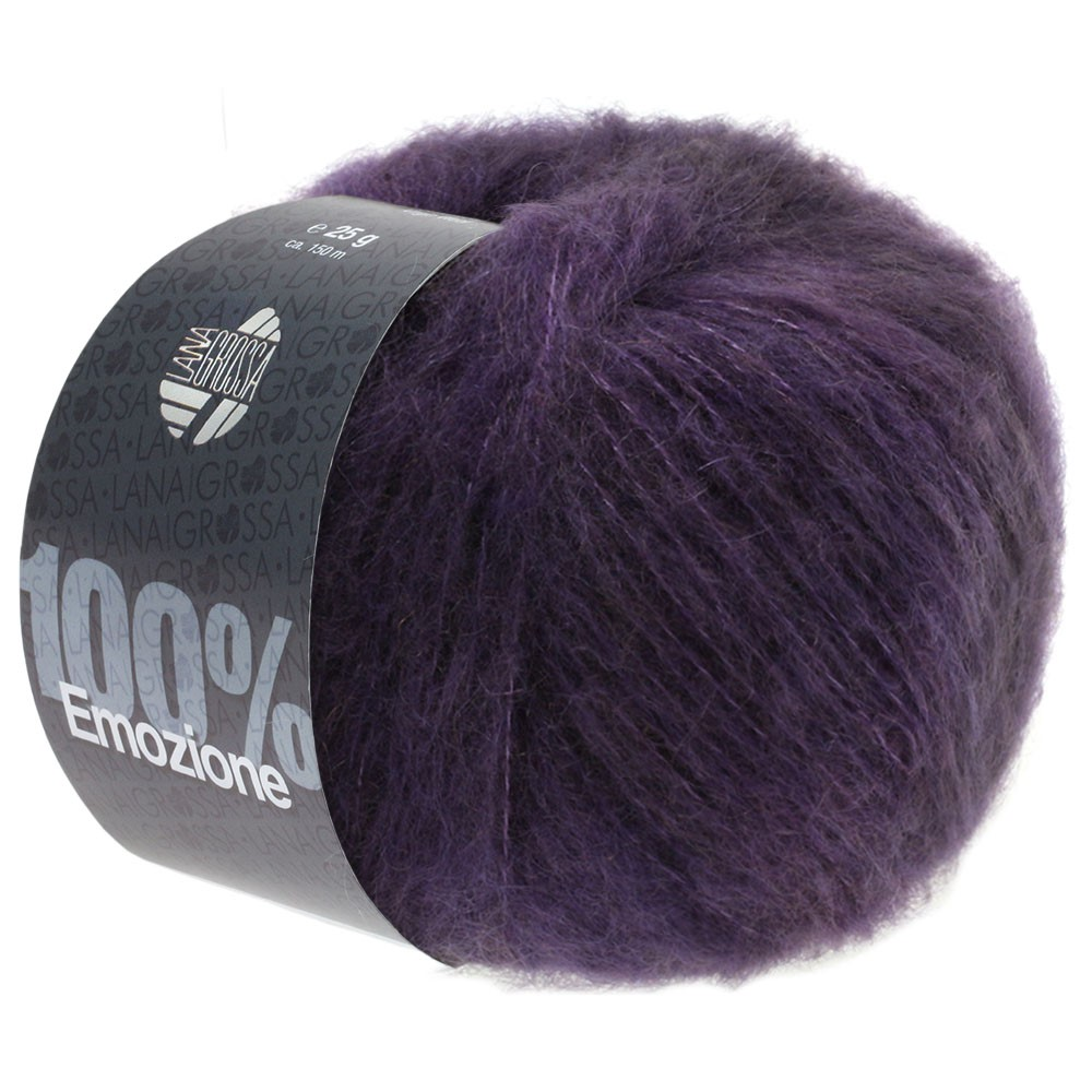 Lana Grossa EMOZIONE | 09-фиолетовый