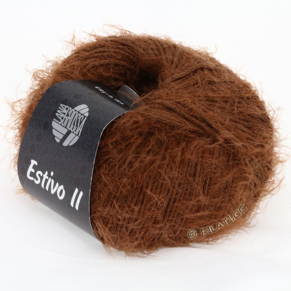 Lana Grossa ESTIVO II | 08-коричневый