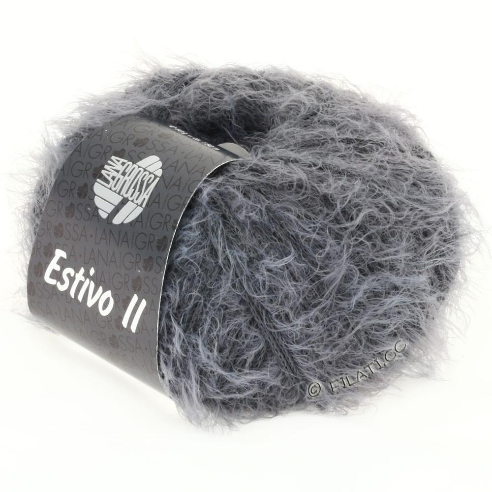 Lana Grossa ESTIVO II | 10-тёмно-серый