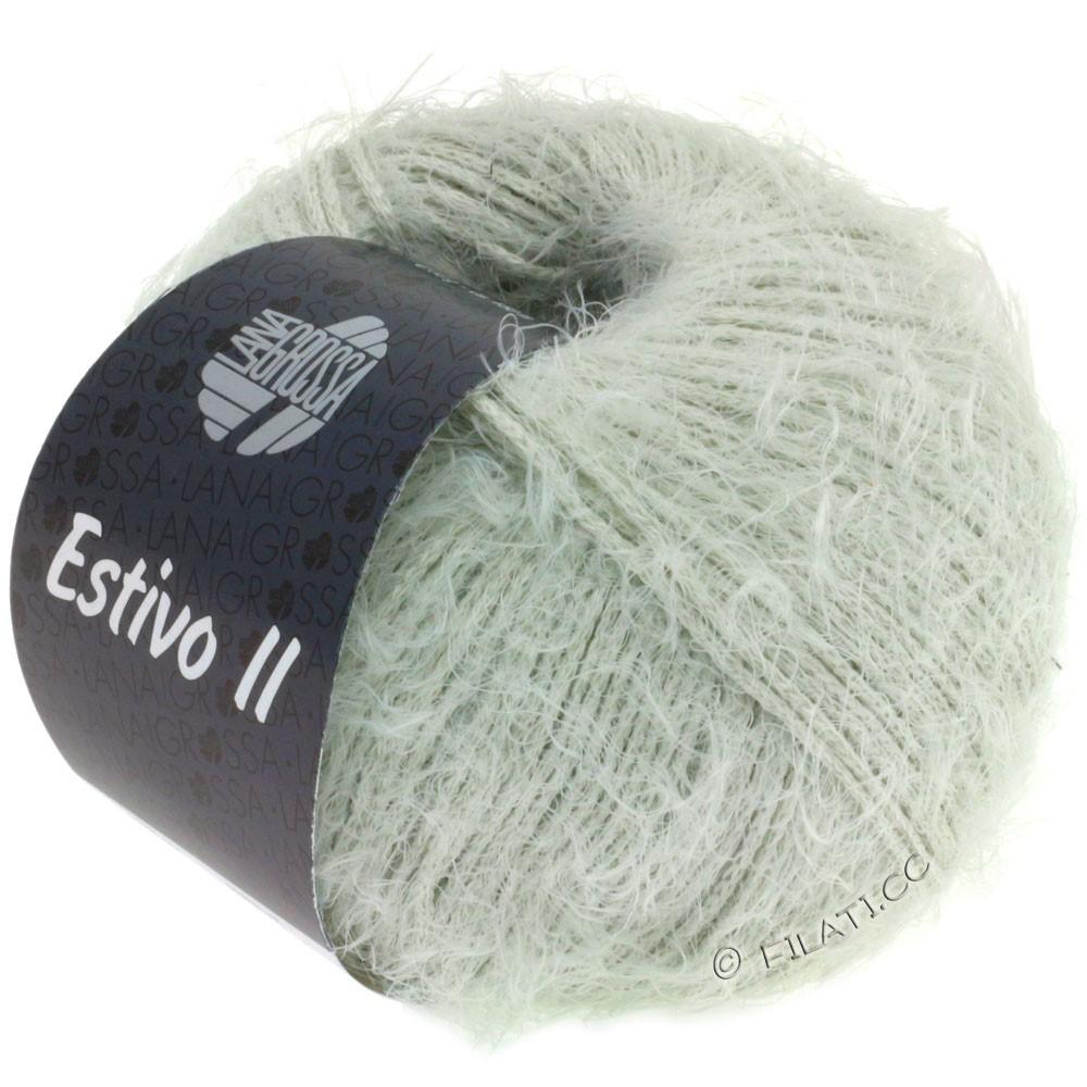 Lana Grossa ESTIVO II | 14-серебристо-серый