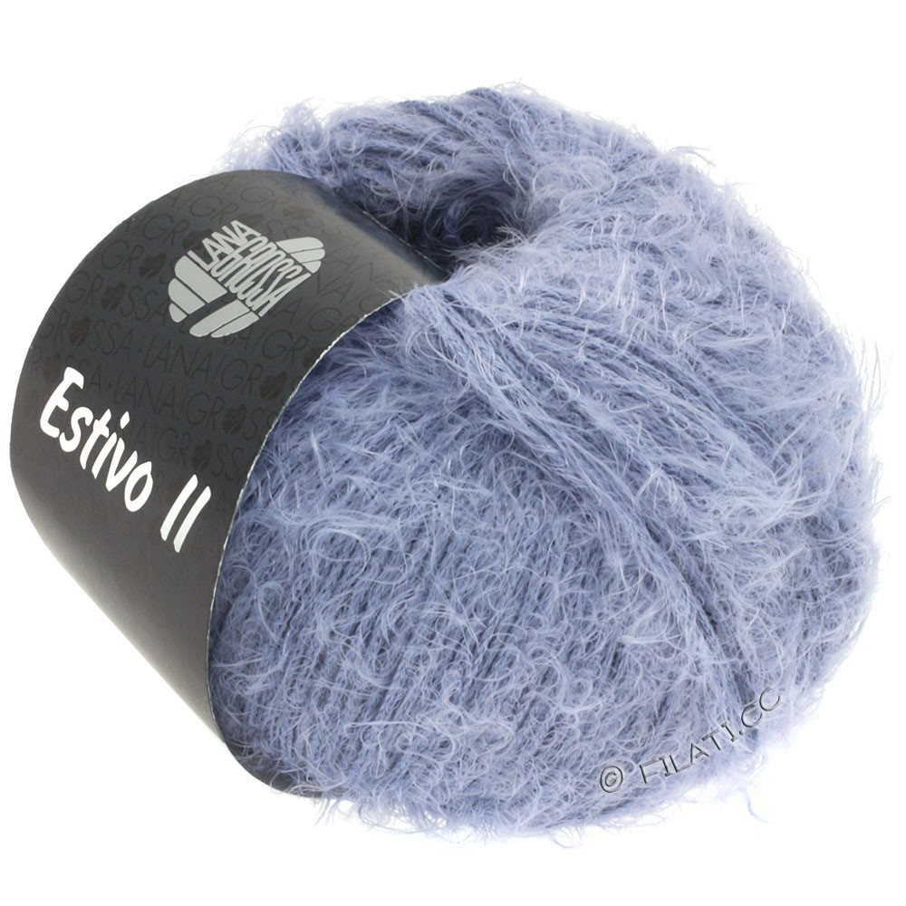 Lana Grossa ESTIVO II | 24-синяя фиалка