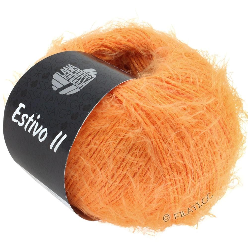 Lana Grossa ESTIVO II | 29-оранжевый