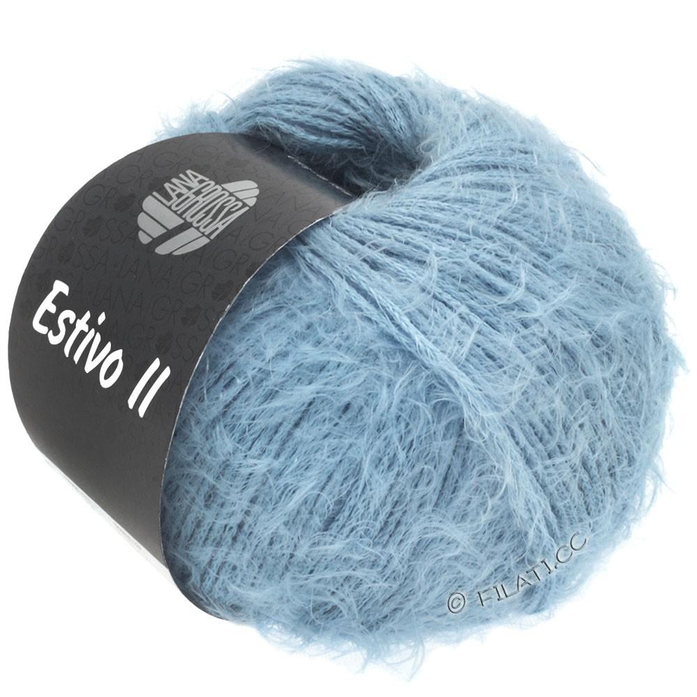 Lana Grossa ESTIVO II | 30-серо-синий