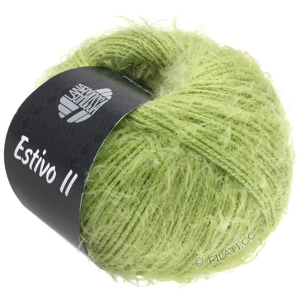 Lana Grossa ESTIVO II | 31-жёлто-зеленый