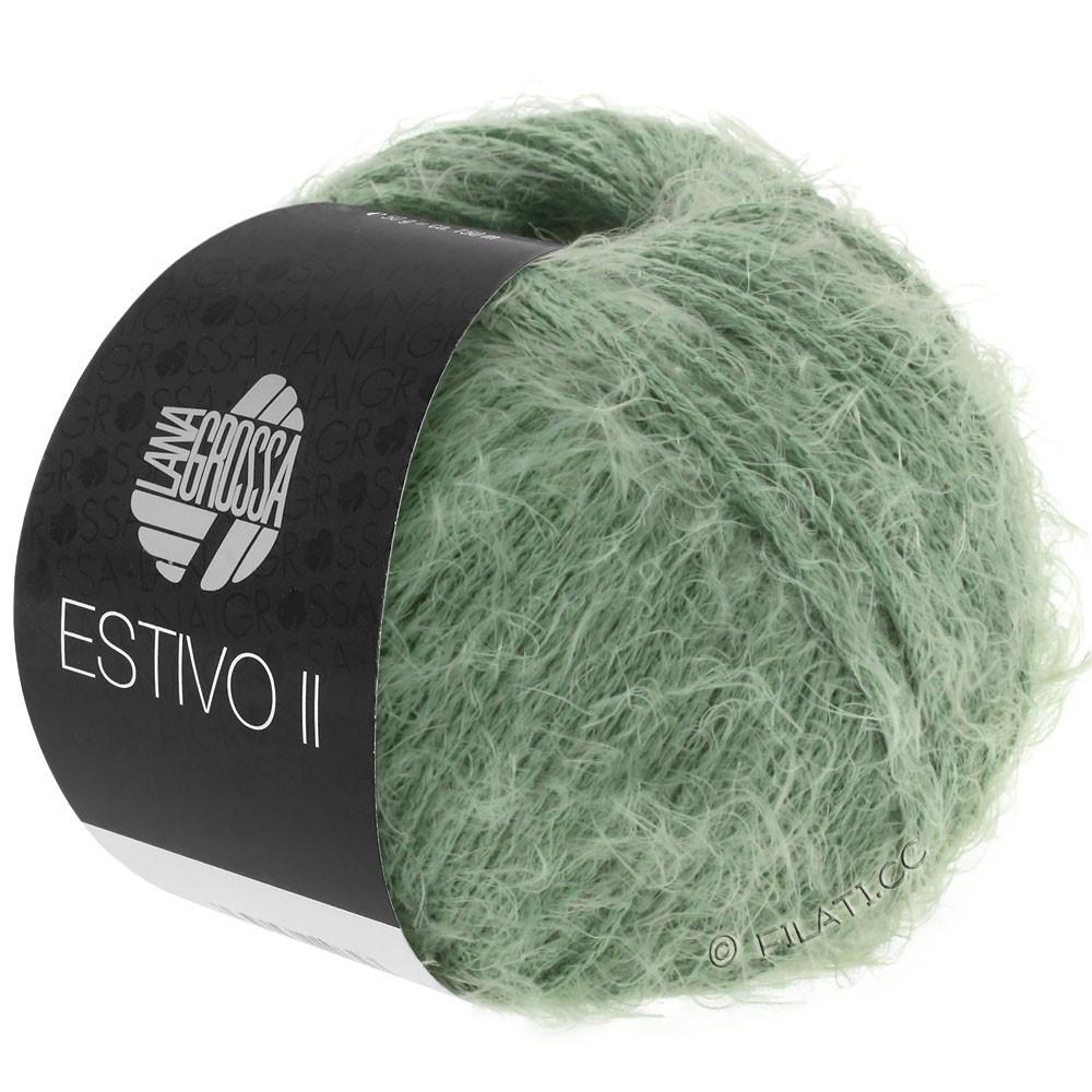 Lana Grossa ESTIVO II | 37-зелёный
