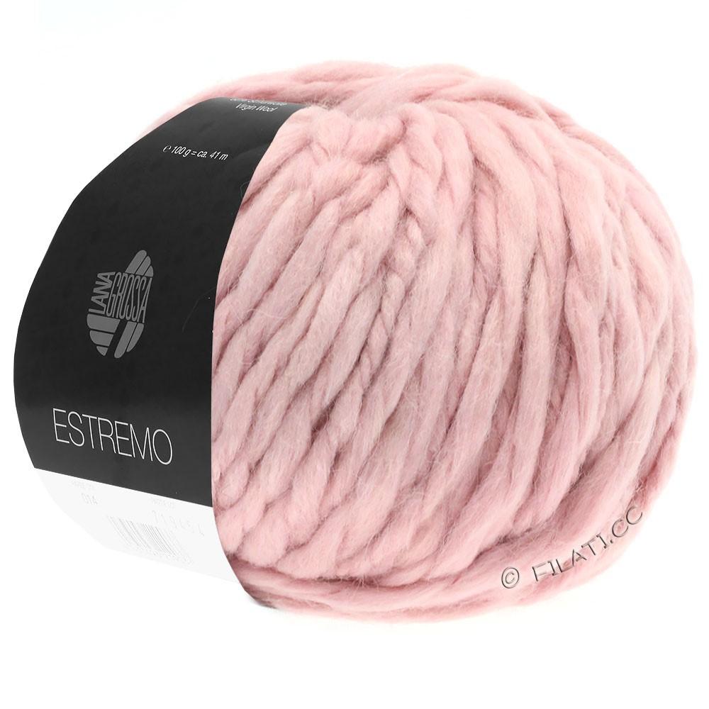 Lana Grossa ESTREMO | 01-розовый