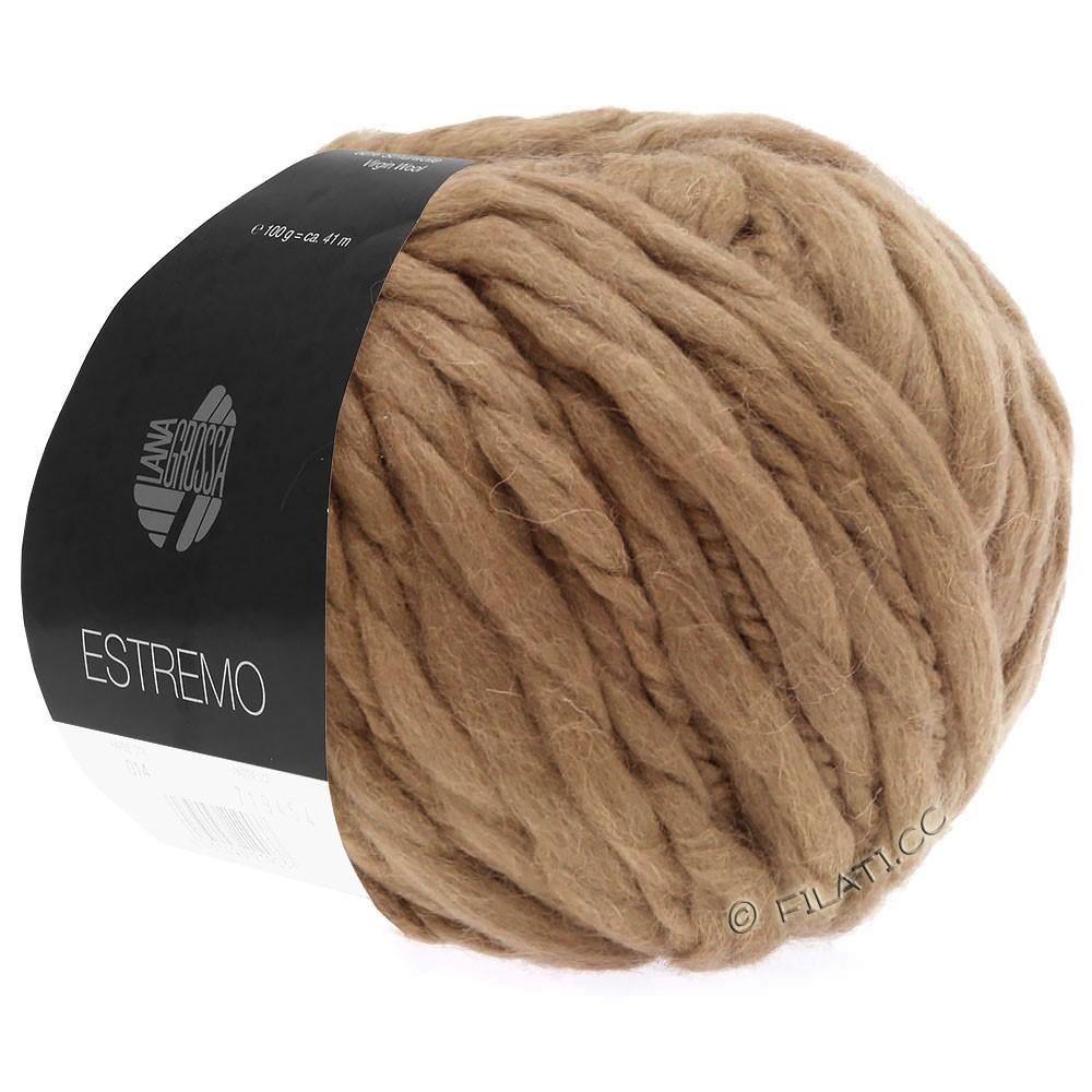 Lana Grossa ESTREMO | 07-легко коричневый