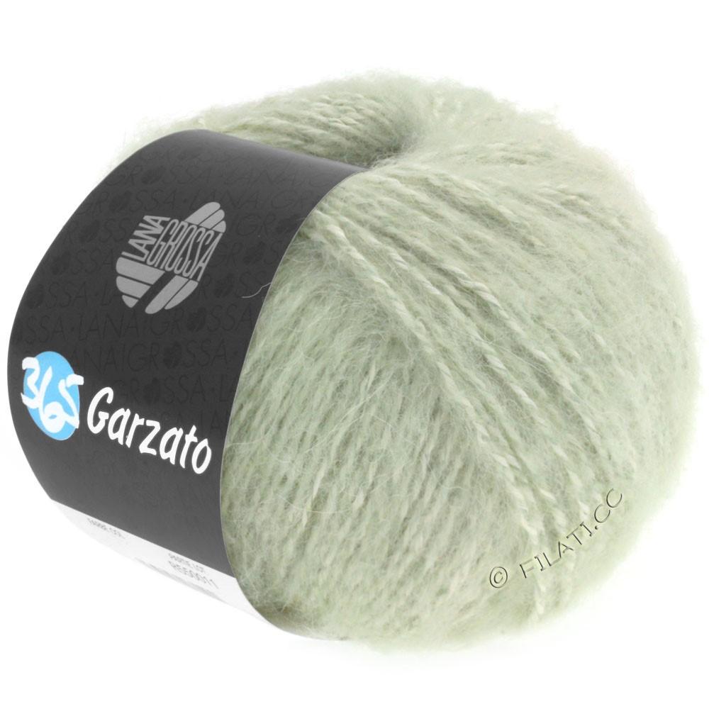 Lana Grossa 365 GARZATO | 02-серо-зеленый смешанный