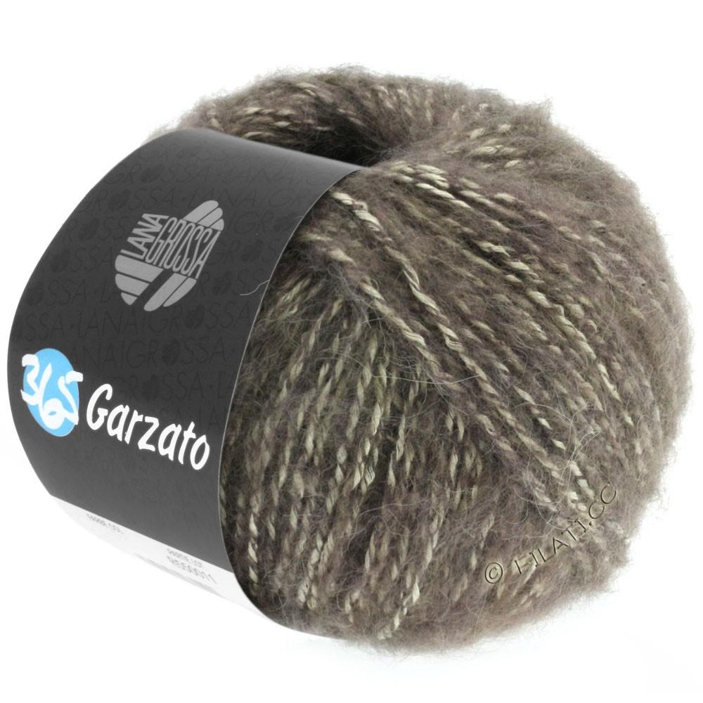 Lana Grossa 365 GARZATO | 04-серо-коричневый смешанный