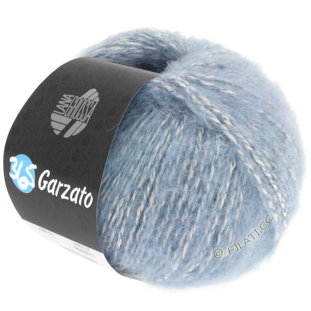 Lana Grossa 365 GARZATO | 05-светло-голубой смешанный