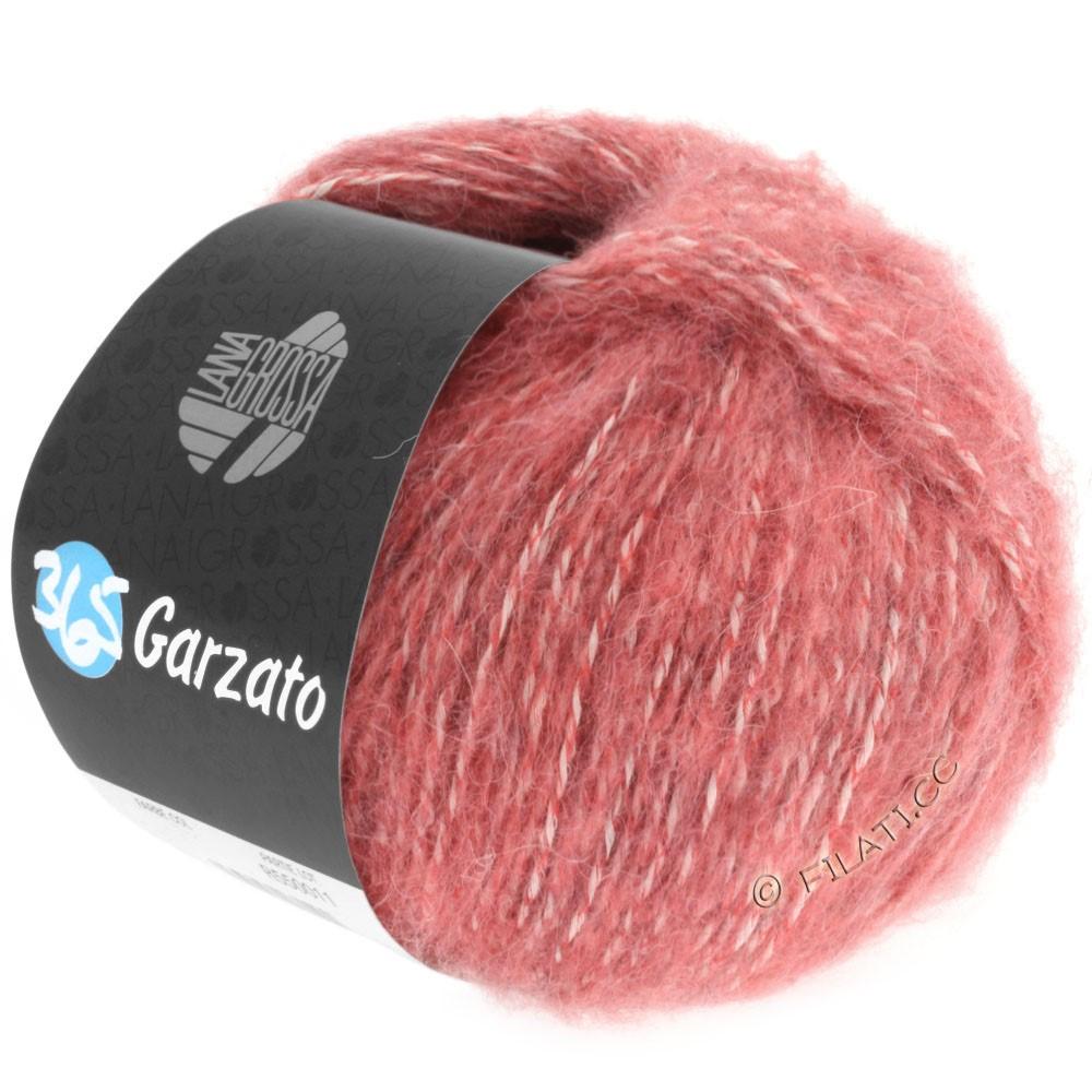 Lana Grossa 365 GARZATO | 07-лосось красный смешанный