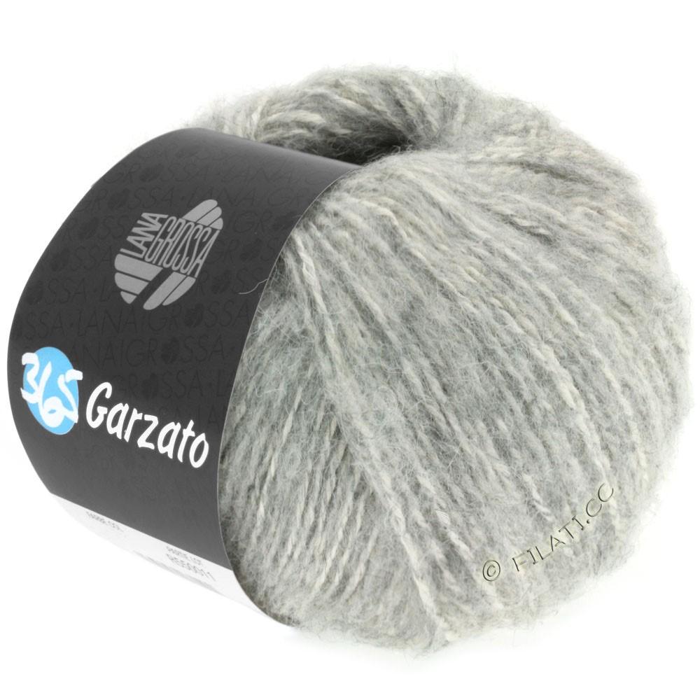 Lana Grossa 365 GARZATO | 10-светло-серый смешанный