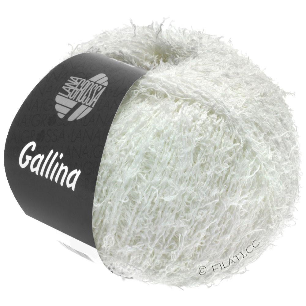 Lana Grossa GALLINA | 01-белый