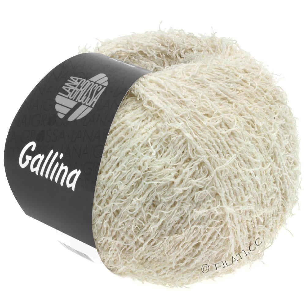 Lana Grossa GALLINA | 02-крем