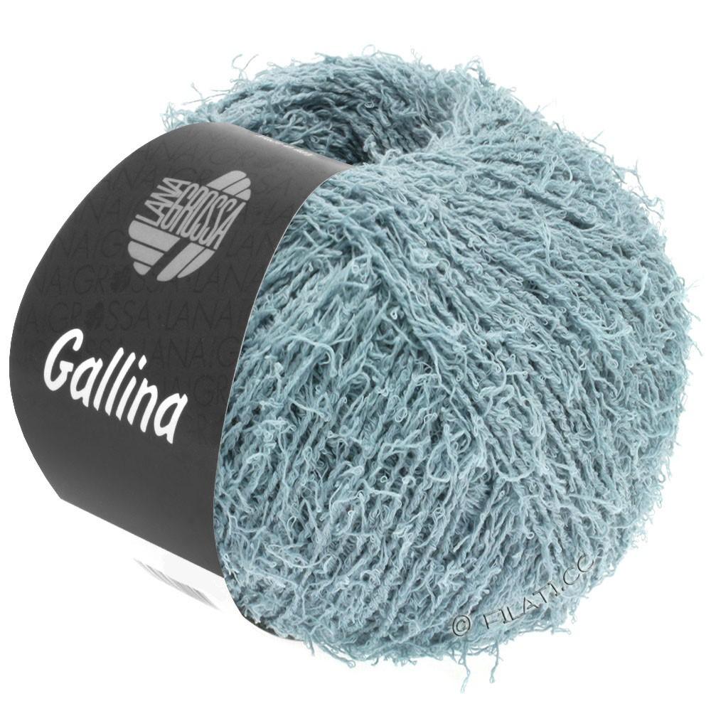 Lana Grossa GALLINA | 12-серо-синий