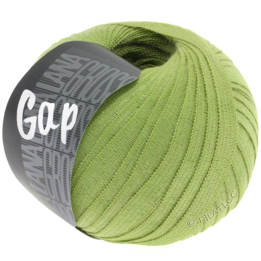 Lana Grossa GAP | 12-светло-зелёный