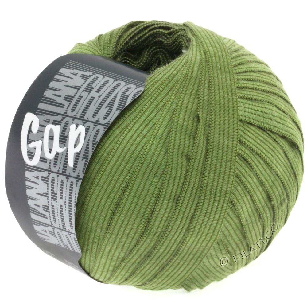 Lana Grossa GAP | 16-зелёный