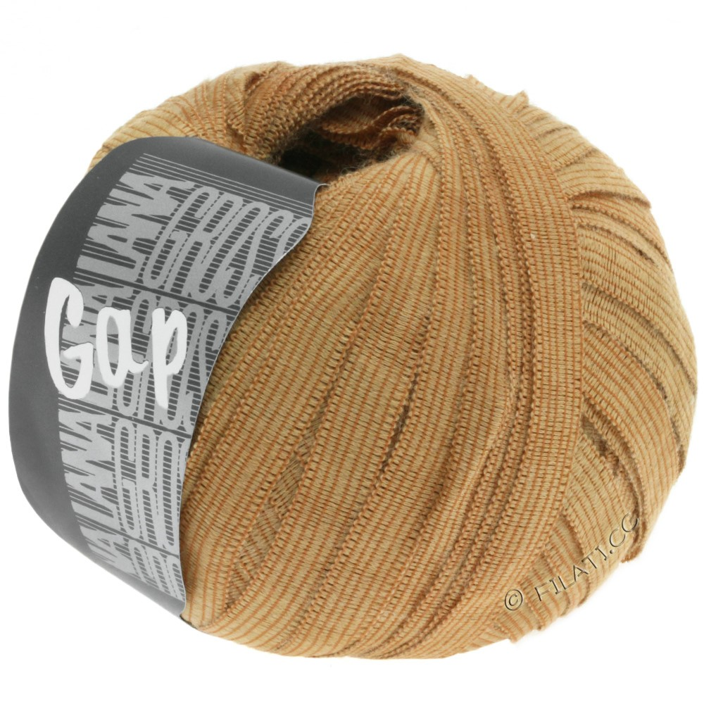 Lana Grossa GAP | 18-легко коричневый