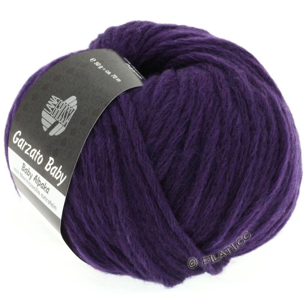 Lana Grossa GARZATO Baby | 06-тёмно сине-фиолетовый