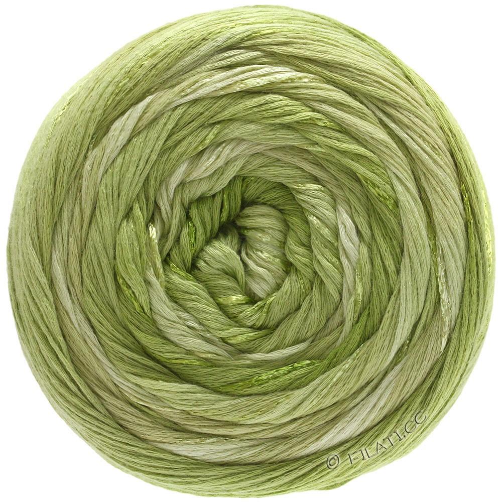 Lana Grossa GOMITOLO ESTATE | 308-светло-оливковый/липовый/зеленовато-бежевый/жёлто-зеленый