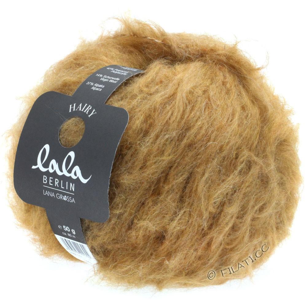 Lana Grossa HAIRY (lala BERLIN) | 23-легко коричневый